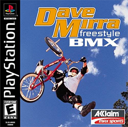Dave Mirra Freestyle BMX - PS1 - ISOs Download