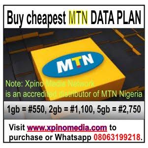 Buy Cheapest MTN Data Plan