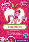My Little Pony Wave 13 Berryshine Blind Bag Card