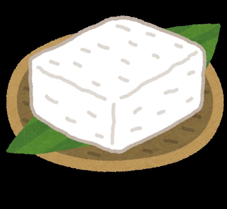 「豆腐 イラスト」の画像検索結果