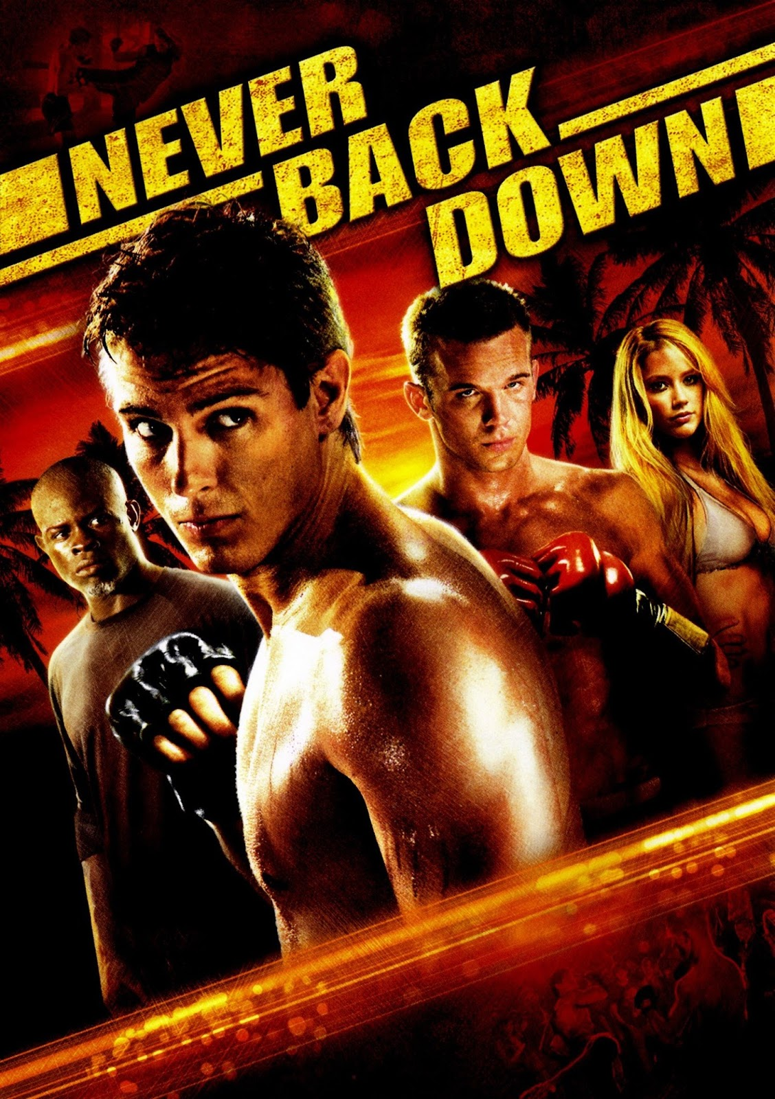 Never Back Down (2008) ταινιες online seires oipeirates greek subs