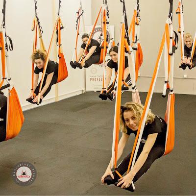 acreditación aero yoga