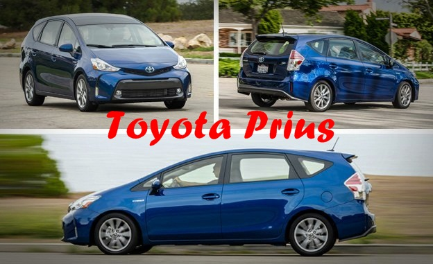 2016 Toyota Prius V Mpg