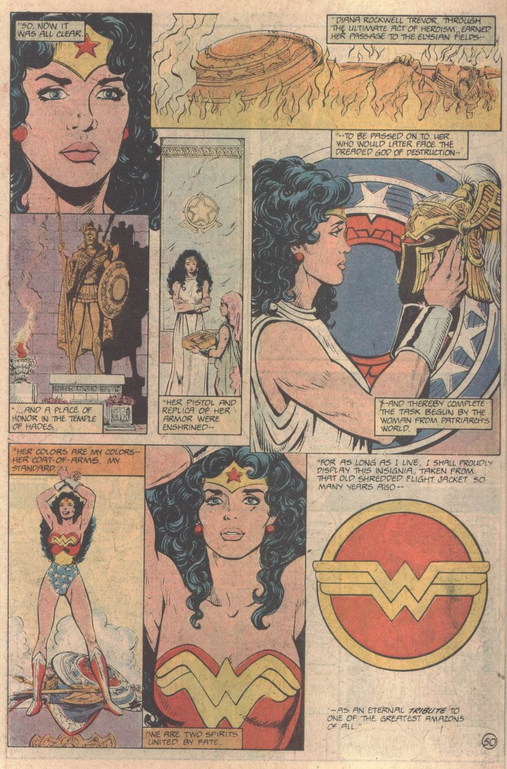 Read online Wonder Woman (1987) comic -  Issue # Annual 2 - 51