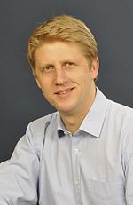 Jo Johnson: Minister of State for Universities and Science at the Department for Business