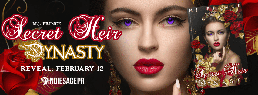 Secret Heir Cover Reveal