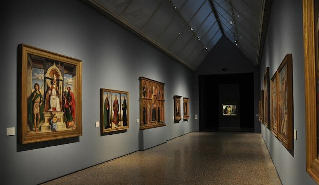 Sobre a Pinacoteca de Brera em Milão