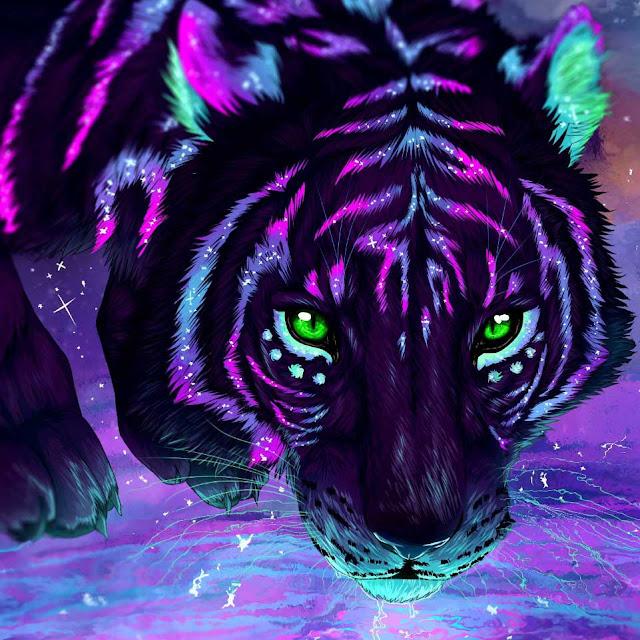 Lucid Tiger Wallpaper Engine