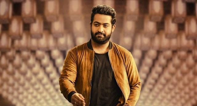 jr NTR in janatha garage