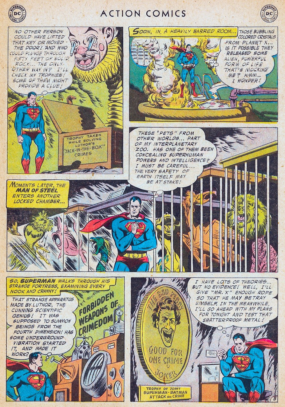 Read online Action Comics (1938) comic -  Issue #241 - 7