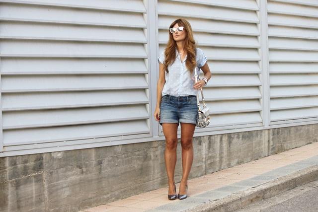 casual-look-denim-shorts-shorts-vaqueros