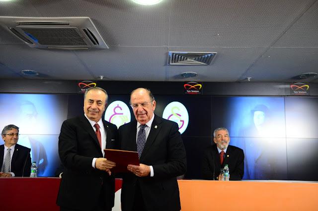 Mustafa Cengiz mazbatasını aldı!