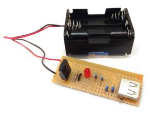 Cara Membuat Universal USB Portable Charger Baterai