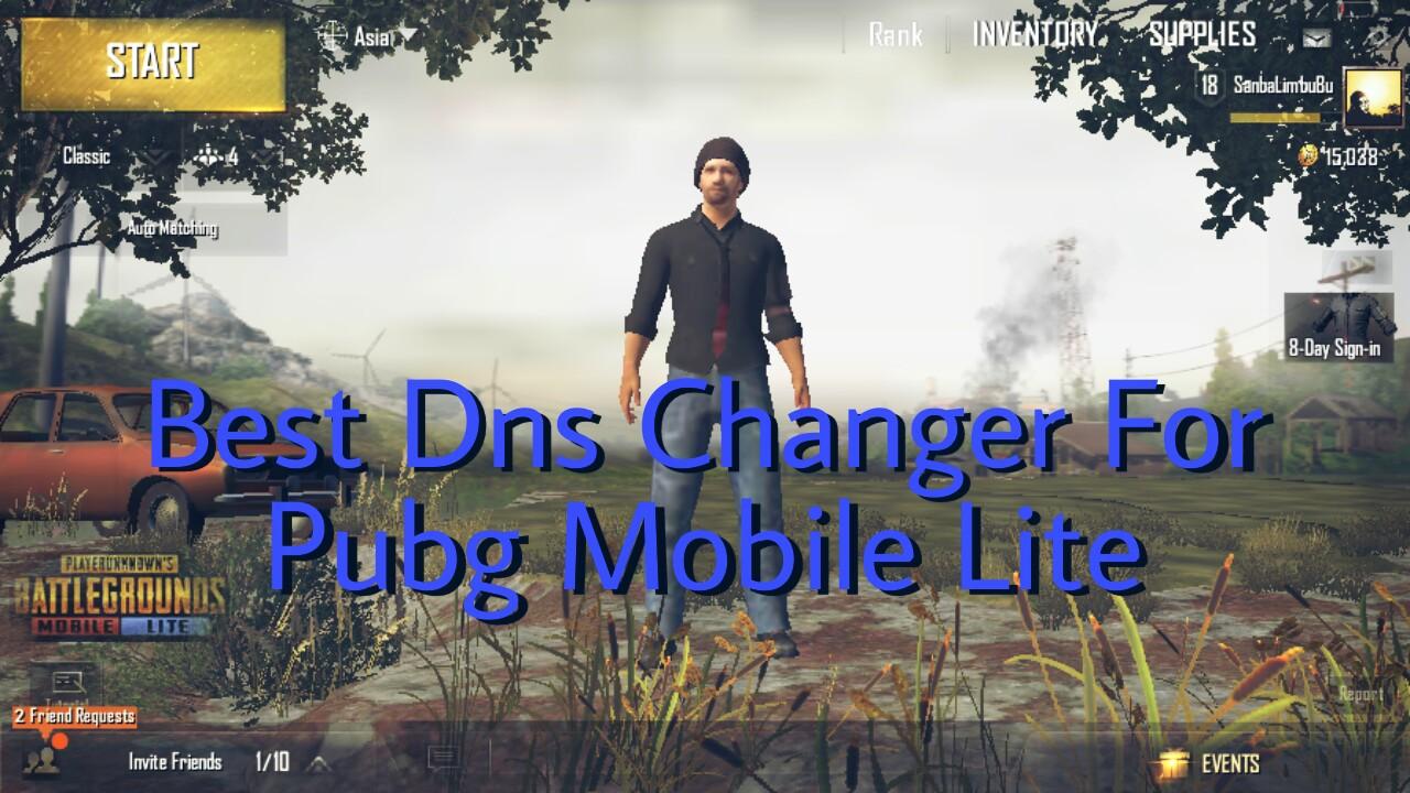 Free Best Dns Changer For Pubg Mobile Lite - Sarsawati Chowk