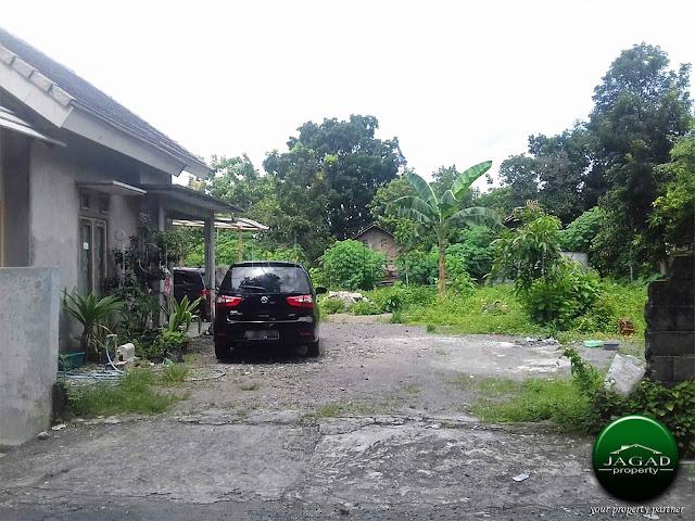 Rumah Siap Bangun dekat Kampus UII