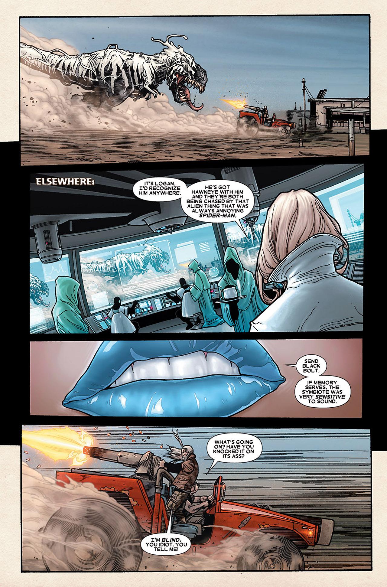Read online Wolverine: Old Man Logan comic -  Issue # Full - 118