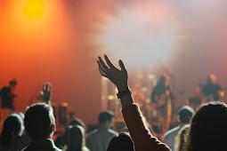 Collection of Worship Leader's (WL's) Words during Worship