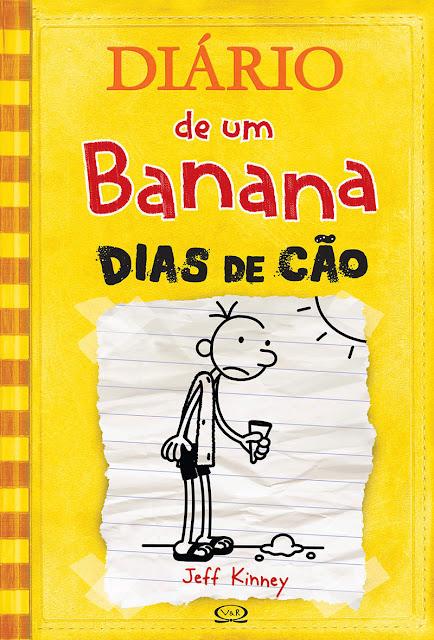 Diário de um Banana Dias de cão Jeff Kinney