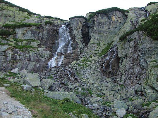 Wodospad Skok.