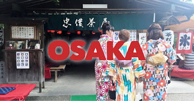 OSAKA TRAVEL GUIDES