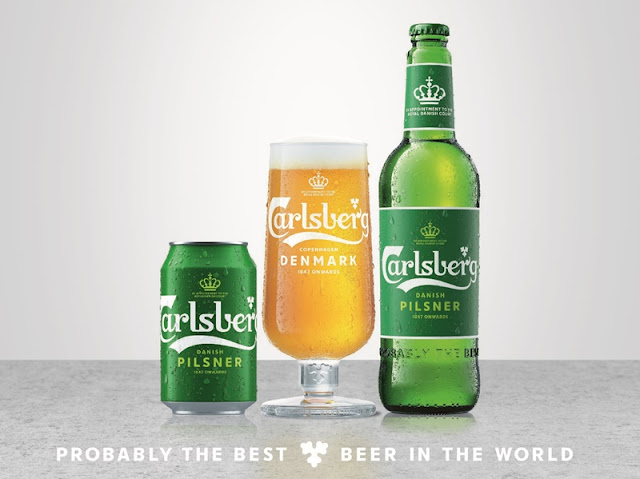 Carlsberg Just Keeps Getting Better