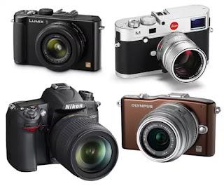 Inilah Deretan MerkKamera Digital Terkenal yang Cukup Direkomendasikan untuk Anda
