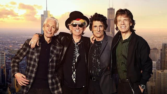"""""""Bridges to Bremen"""" novo filme-concerto do The Rolling Stones será lançado em junho"""