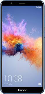 Honor 7X (Blue, 4GB RAM, 64GB Storage)