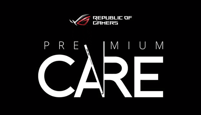 ASUS PH announces ROG Premium Care