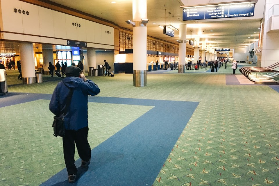 ポートランド国際空港(Portland International Airport)