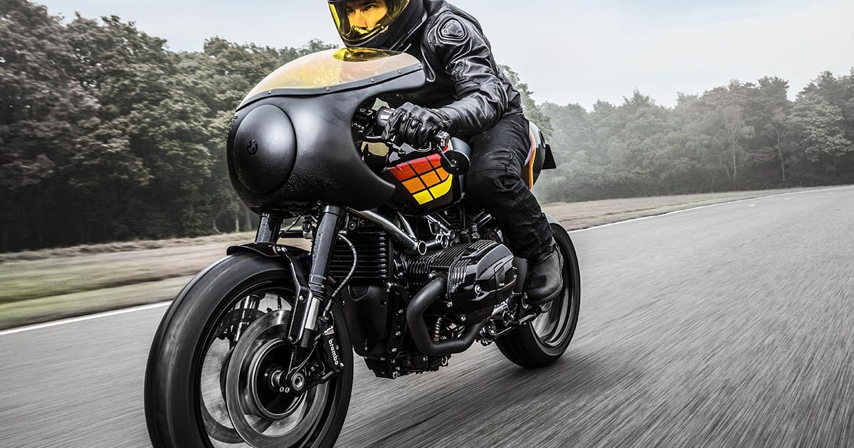 neo retro ose magnum bmw r9t return of the cafe racers. Black Bedroom Furniture Sets. Home Design Ideas