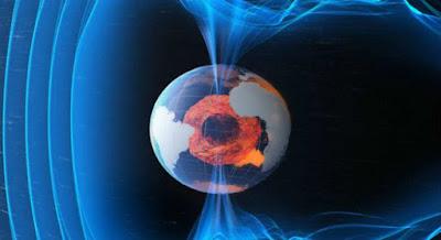 Το Γήινο Μαγνητικό Πεδίο Καταρρέει – Οι Πόλοι Έτοιμοι να Αναστραφούν (ΦΩΤΟ & ΒΙΝΤΕΟ)