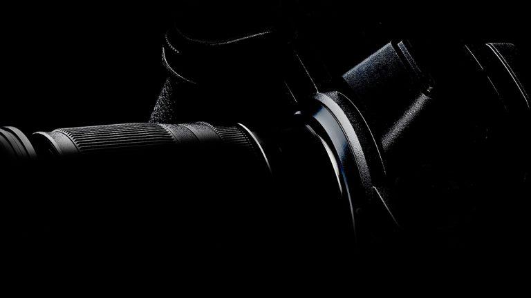 Детали корпуса новой беззеркальной камеры Nikon
