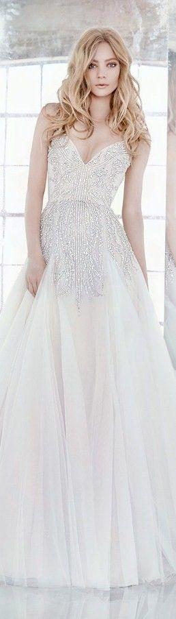 Top 25 designer wedding dresses 2018 explore weddings ideas for Top 5 wedding dress designers