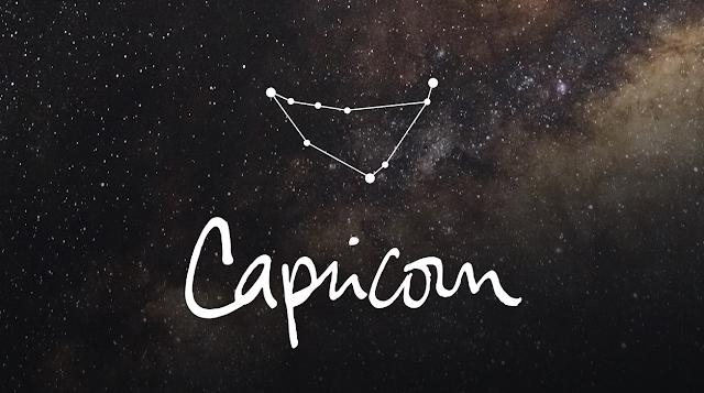 Capricorn October 2018