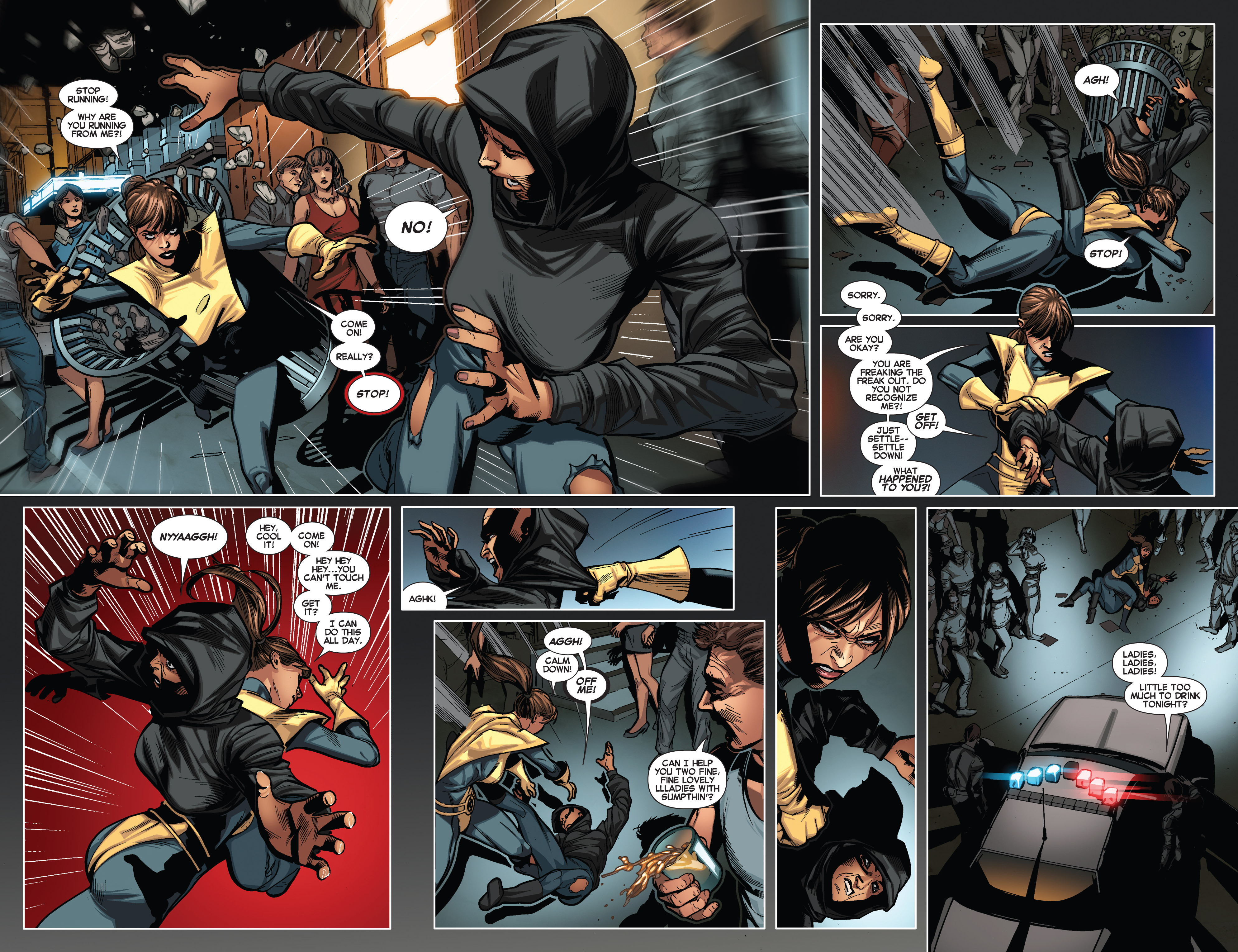 Read online All-New X-Men (2013) comic -  Issue # _Special - All-Different - 35