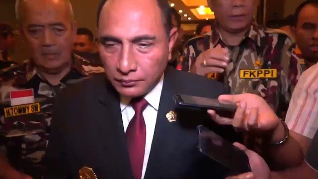 Merujuk Statemen Edy Rahmayadi, Muncul Chant 'Wartawan Harus Baik' di Laga Indonesia vs Filipina