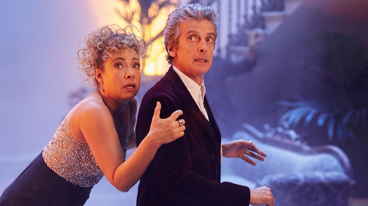Doctor Who Season 10 Christmas Special.Doctor Who Season 10 Christmas Special First