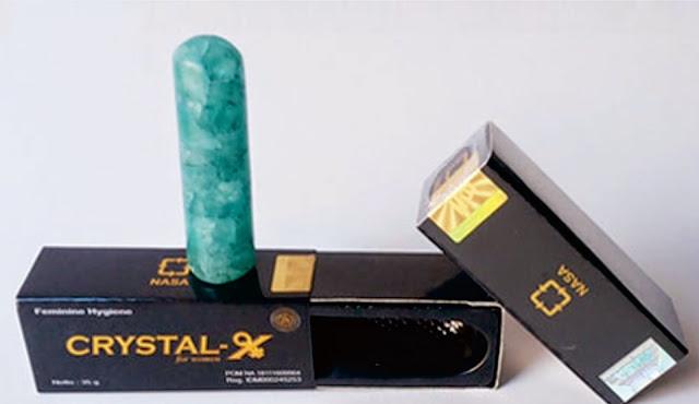 Inilah Manfaat Crystal X Untuk Organ Kewanitaan, Anda Wajib Baca!