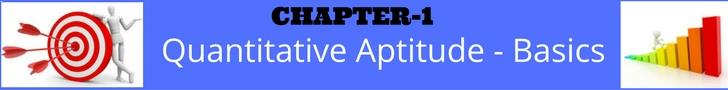 Quantitative Aptitude for Competitive Examinations-30 Chapters 2