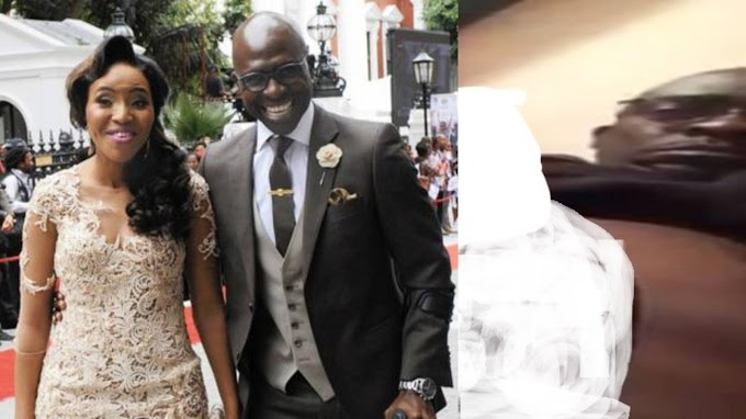 Malusi Gigaba has the longest 4-5 in SA and i make too much noise during s_e_x :Malusi Gigaba's wife 'Norma' reveals