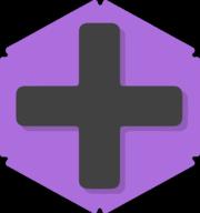 more hexagon icon
