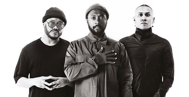 Mais uma atração confirmada: Black Eyed Peas no Rock in Rio 2019!