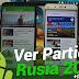 2! APPS de FUTBOL - Ver Partidos de FIFA RUSIA 2018 - Todos los Partidos en HD