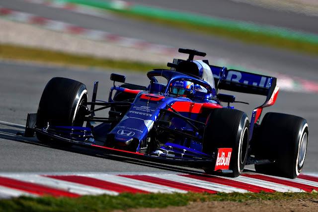 Toro Rosso Honda 2019