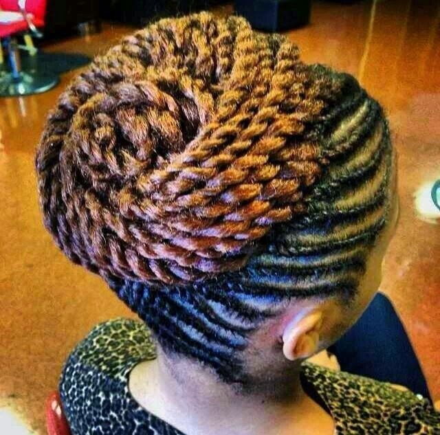 Houseofbeauty Cornrows Styles For Natural And Relaxed Hair