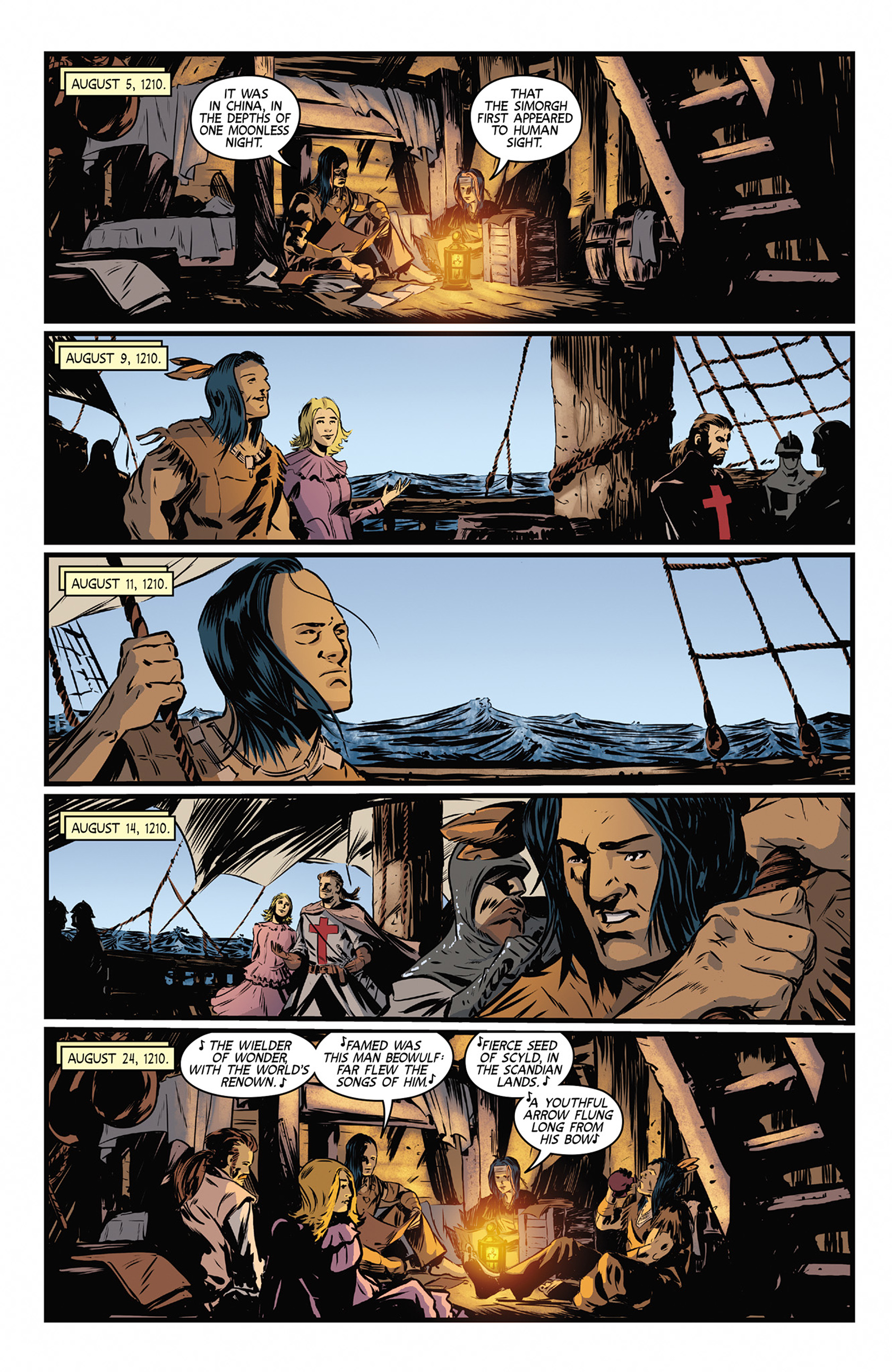 Read online Turok: Dinosaur Hunter (2014) comic -  Issue #9 - 18