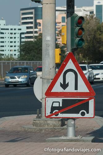conducir en Dubai