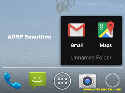 STOCKROM AOSP Smartfren v2.9 untuk Andromax Q