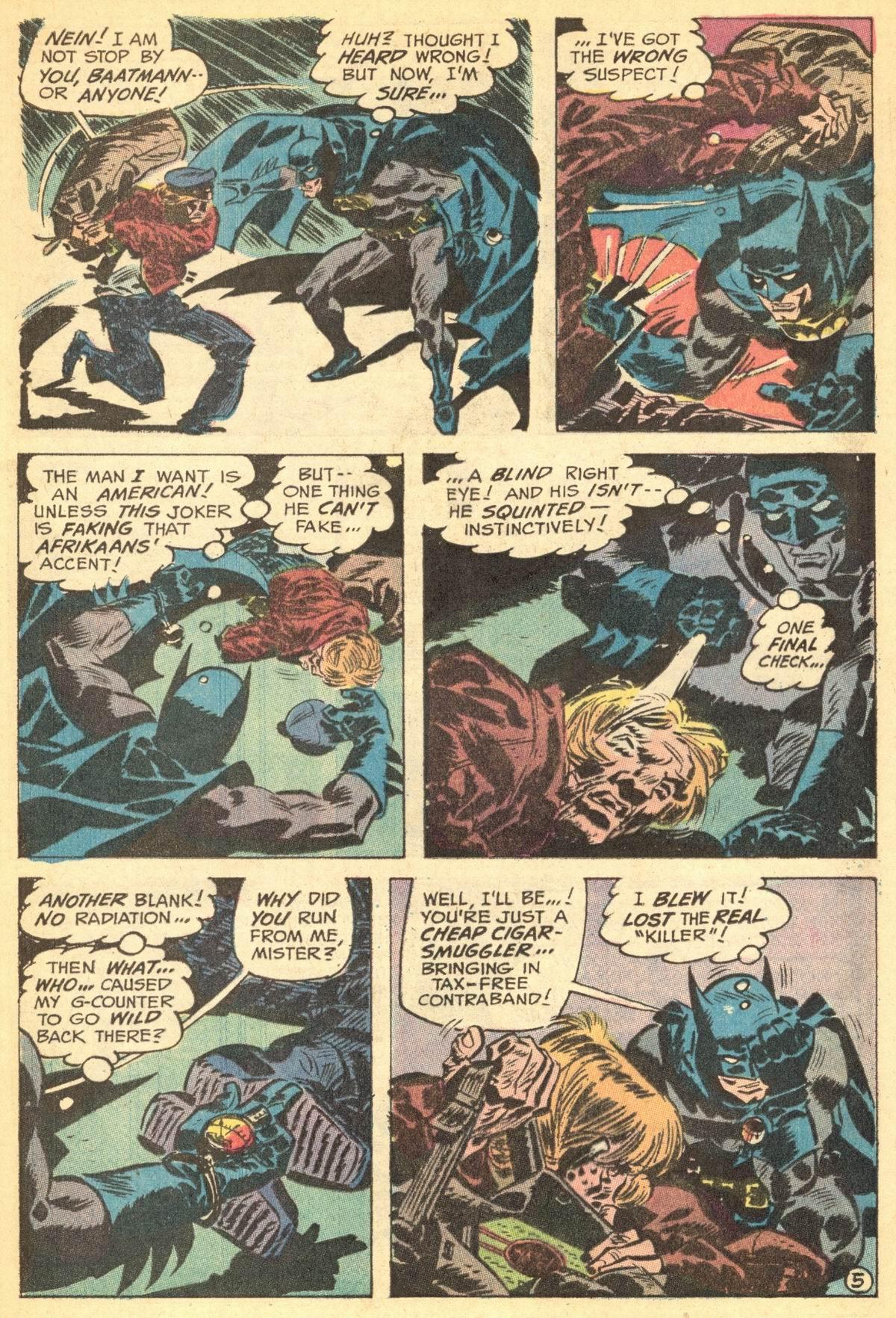 Detective Comics (1937) 420 Page 6
